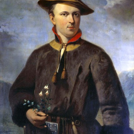 Carolus_Linnaeus_by_Hendrik_Hollander_1853